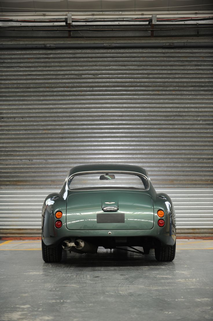 Aston Martin DB4 GT. ONE day I will own one of these!!