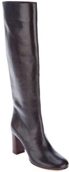 Chloe Knee Boot - Lyst
