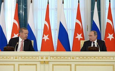Η Εγκάρδια Συνομιλία Πούτιν – Ερντογάν στη Σύνοδο των G20 – Γίνανε και Κολλητοί…