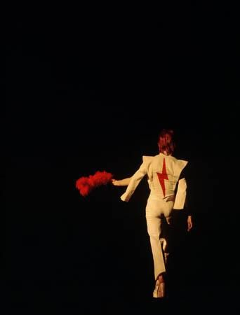 Bowie baby.