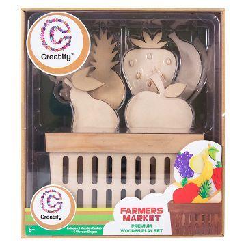Creatify Activity Kit - Farmer's Market