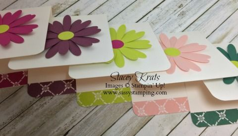 Daisy Punch Notecards