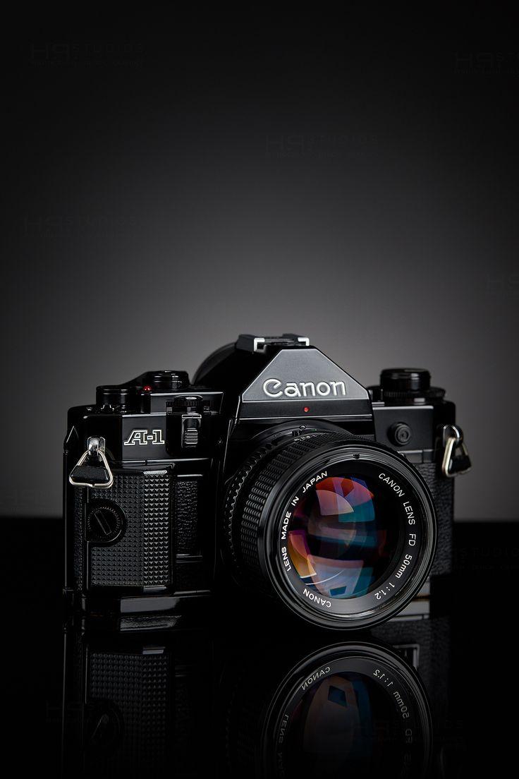 https://flic.kr/p/pMHZew | Canon A-1 | Canon A-1 Canon FDn 50mm f/1.2 _ Camera Portrait Project