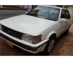 Toyota Corolla 1986 Reg 1993 Automatic for sale in good amount