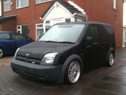 ford transit cosworth connect