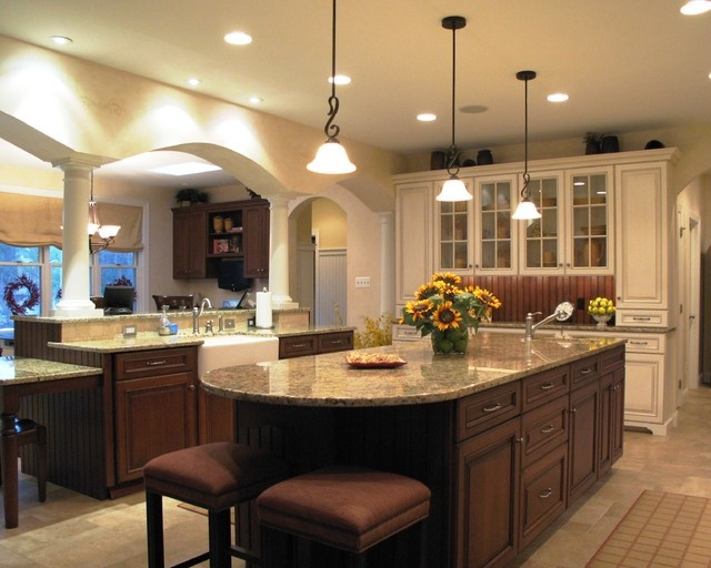 How To Separate A Kitchen And Living Room