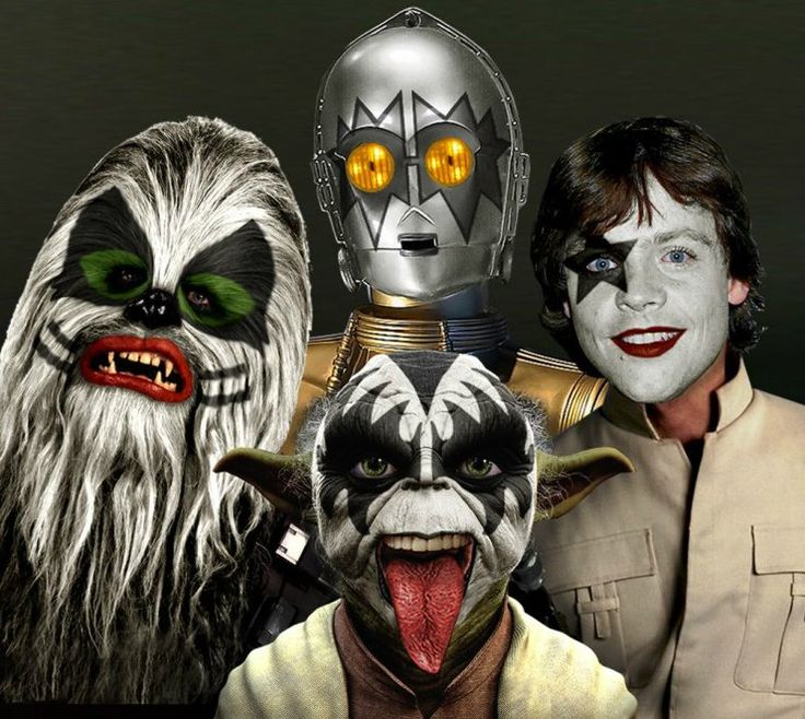 KISS Wars: A Kiss, Kiss War, Stars Kiss, Stars War, Star Wars, Starwars, War Kiss, Kisses, Kiss Stars