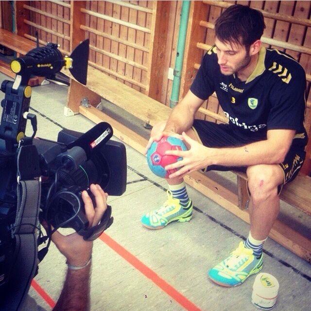 #handball #player #camera