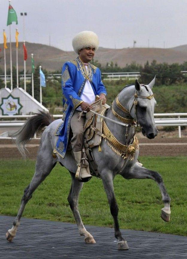 Hera.bg - Най-красивият кон на света - Ахал Теке