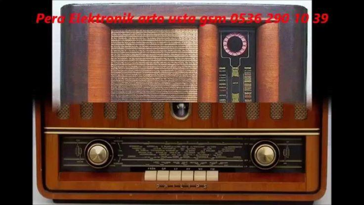 eski radyo tamirleri 1930-1960 yıl modeller tamiri 2 yıl garantili arto ...