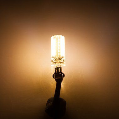 ZNL 10 x G9 LED Leuchtmittel Birne Energiesparbirne Lampe Glühbirne Leuchte 230V/3W (10) JLED1