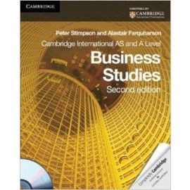 22 best advanced asa level business books images on pinterest 9780521126564 cambridge international as and a level business studies coursebook with cd rom fandeluxe Gallery