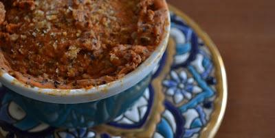 sundaymorning: Flan di melanzane e pomodoro senza uova al crisp / delicious and super healty tomato and eggplant flan