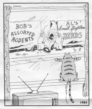 the far side gallery online | Years later, they still crack me up. THIS is the strip and type of ...