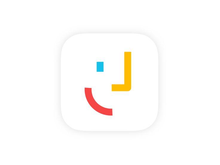 Hiro App Icon by Daniel Thomas #Design Popular #Dribbble #shots