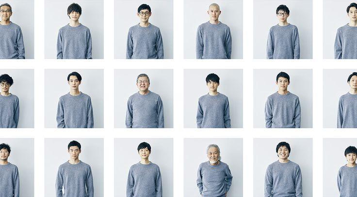 棉毛与我。 | WORKS | 日本设计中心