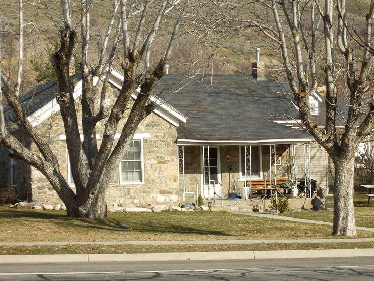 Richards House in Davis County, Utah. Farmington utah