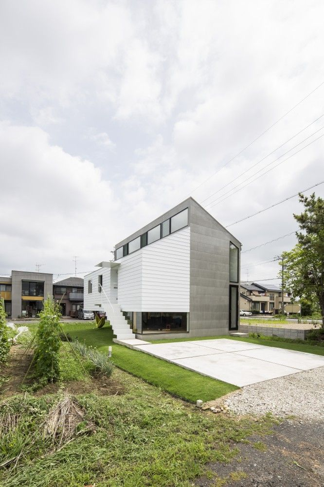 19 best Kawate / Keitaro Muto Architects images on Pinterest | Japan ...