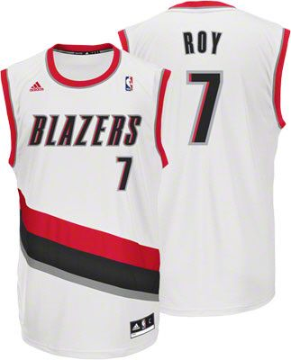 Portland Trail Blazers Brandon Roy 7 White Authentic NBA Jersey Sale