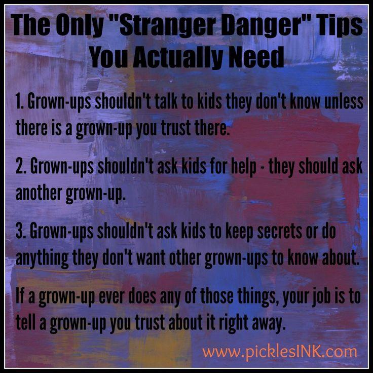 stranger safety for preschoolers 8 best danger fhe images on school 504
