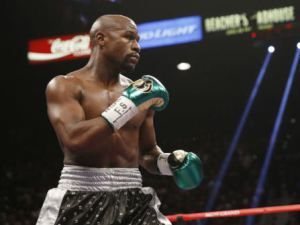 """Black #Cosmopolitan Mayweather-McGregor Fight Earns $2.6 Million   #Boxing, #ConorMcGregor, #FloydMayweatherJr, #FloydMayweatherJrVsConorMcGregor, #FloydMayweatherJrVsJuanManuelMárquez, #GoldenBoyPromotions, #HBOSports, #Simulcasts          Saturday night's live broadcast of the fight between world boxing champ Floyd Mayweather Jr. and Irish MMA star Conor McGregor in theaters came in at No. 8 at the box office, nearly grossing as much as new martial arts pic """"Birth"""