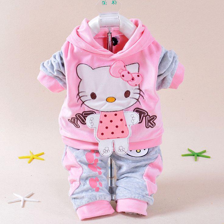 Hello Kitty Velour Suit