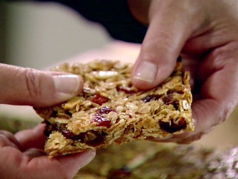 Homemade granola bars from the Barefoot Contessa piccolo_pesce