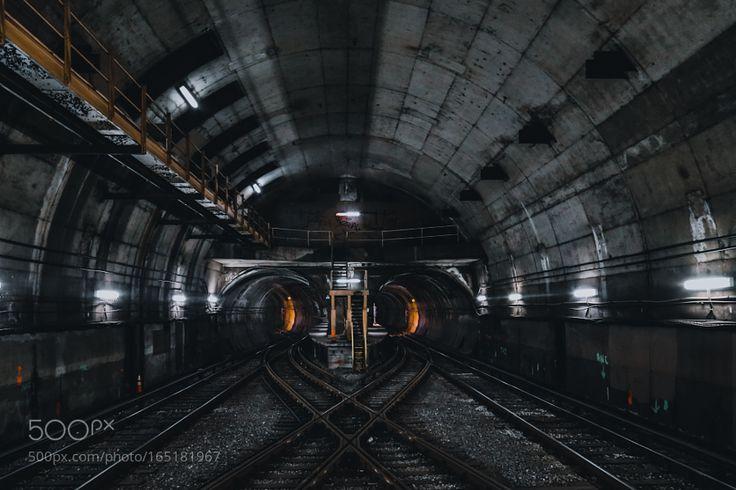 Chicago underground. by pleasantblake