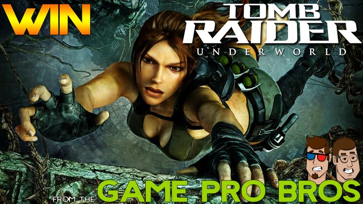 Free Game Friday - Tomb Raider Underworld