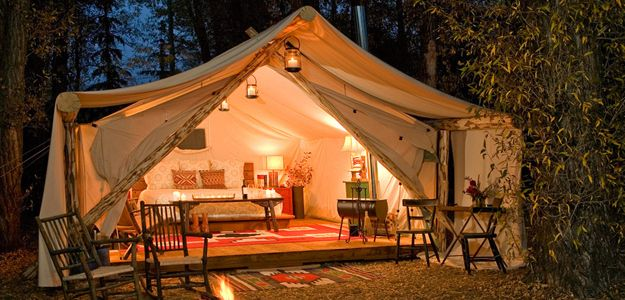 17 Best Images About Glamping Tents For The Big Island On
