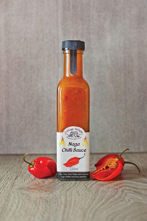 Naga Chilli Sauce