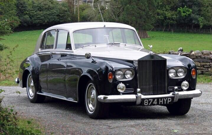 1963 - Rolls Royce Silver Cloud III - Saloon.