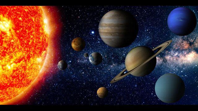 Planeten haben Einfluss auf die Sonnenaktivität