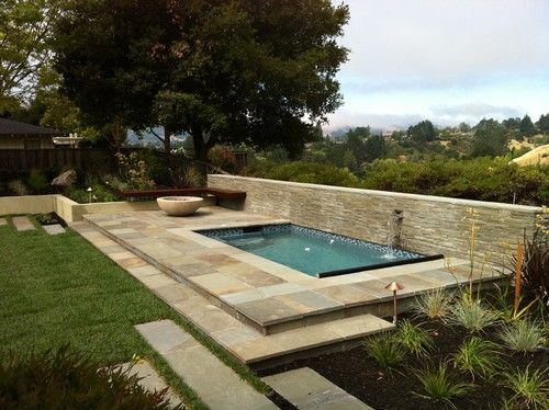 huettl landscape architects walnut creekSwimming Pools, Small Pools, Small Backyards, Backyards Design, Landscapes Architecture, Landscapes Design, San Francisco, Pools Design, Small Yards
