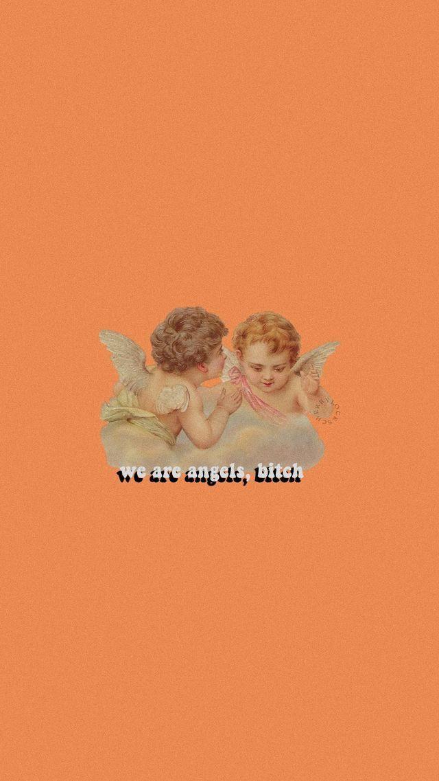 Baby Wallpaper Iphone Angel