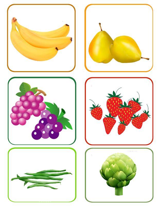 * Fruit en Groente kaart