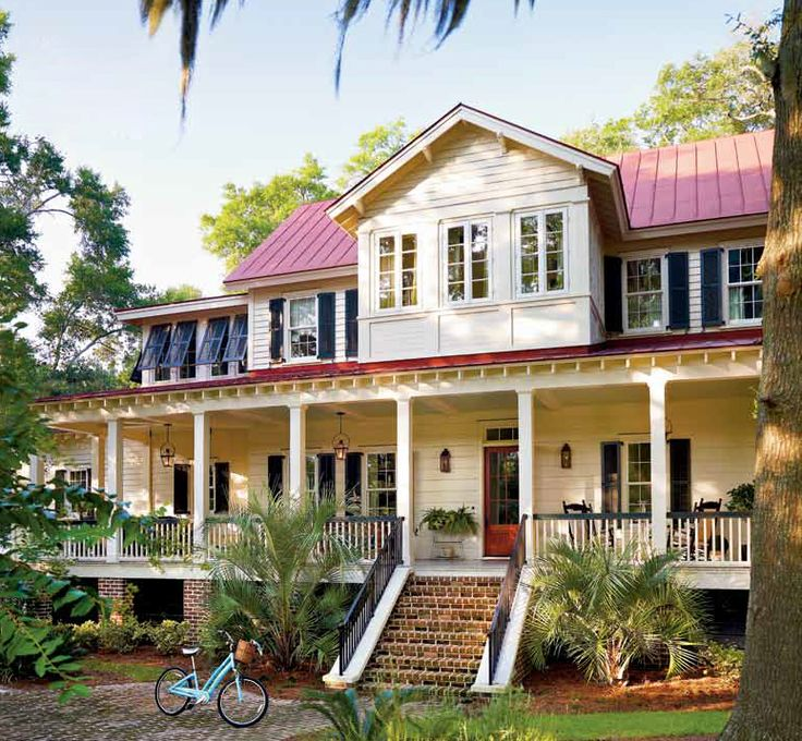 Southern Living House Plans: 91 Best TYBEE ISLAND Images On Pinterest