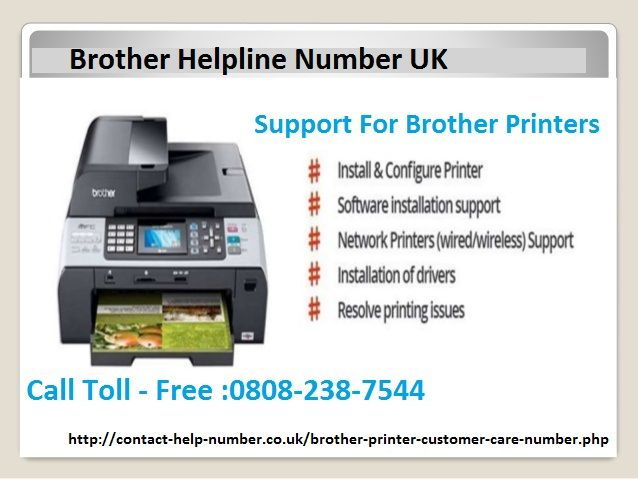 At the point when any user deals with Printer, clearly they will experience a Paper jam issue. At whatever point this issue happens in user's printer, the warning will display on their printer primary board. For more information and other Brother Printer issues and troubleshooting users can immediately contact atBrother Printer Technical Customer Care Number UK 0808-238-7544.
