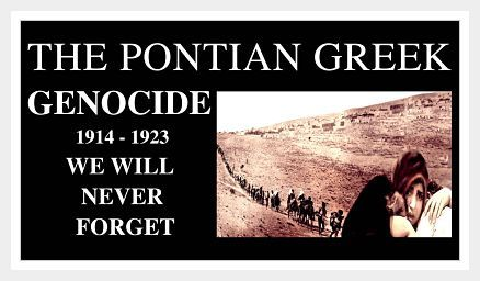 greek genocide | Pontian Genocide Remembrance Day