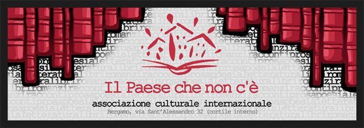 Laboratorio intensivo di scrittura creativa @ Il Paese che non c'è - Associazione culturale Bergamo - 20-May https://www.evensi.com/laboratorio-intensivo-di-scrittura-creativa-il-paese-che/208491133