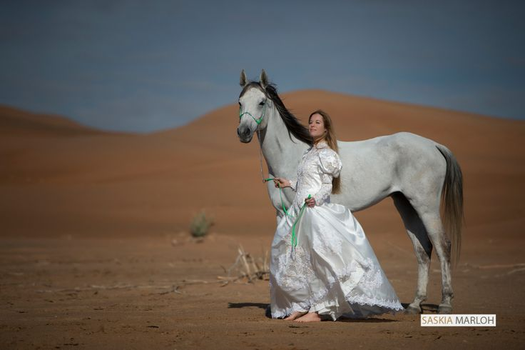 Wedding shoot in the deserts of UAE with Anja and Almas Endurance. (c) 2016