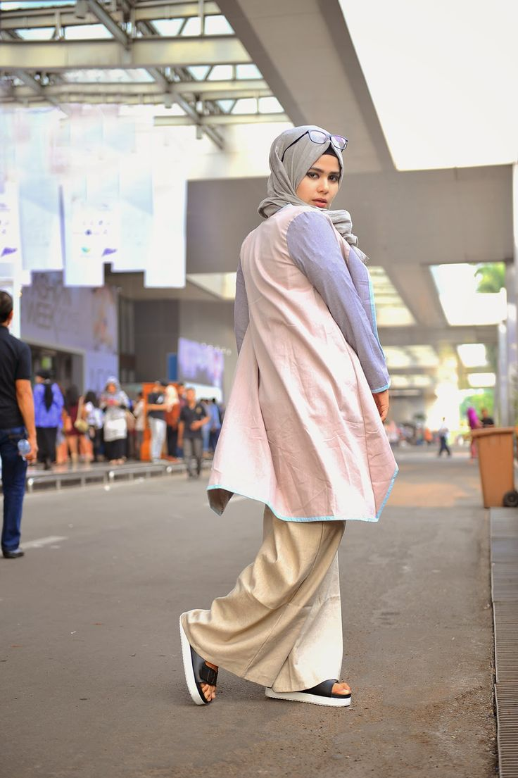 URBAN DAILY NONIZAKIAH: IT'S NOT PASTEL