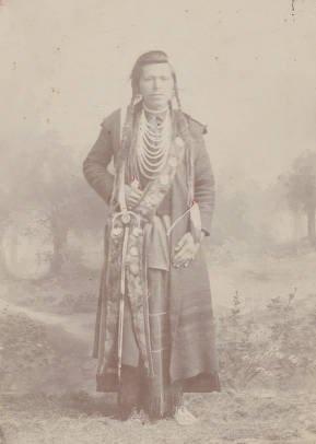 Green Fly - Nez Perce - circa 1885