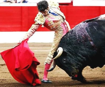 Bull fight...  Didnt love it to much.  Would have liked it, if they wouldnt have hurt and killed the bull. Just liked the matador swinging his cape.