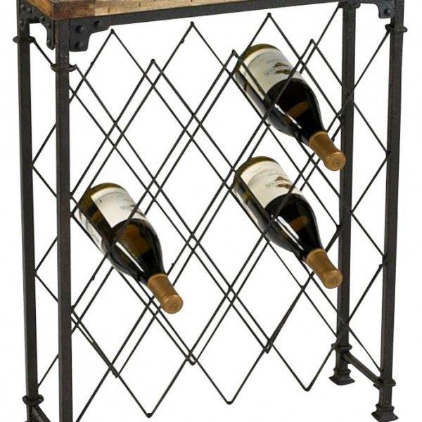 traditionelle-Wein-Gestelle-Weinregal