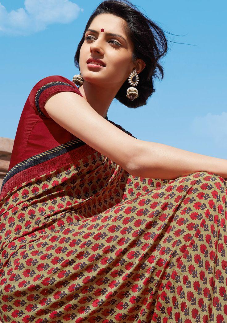 Love cotton sarees