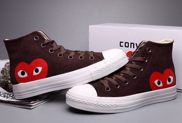 The Most Popular Converse Chuck Taylor All Star High
