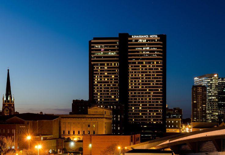 Downtown Nashville Hotel near Bridgestone Arena   Renaissance Nashville Hotel    TN 37203