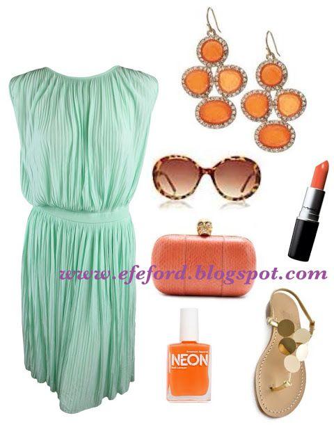 EFEFORD WEDDINGS: Beach Wedding Guest Look: What to wear for a beach wedding