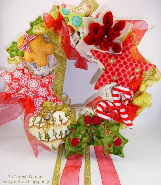 Christmas Decoration, Christmas Wreath,